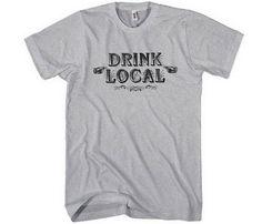 think global, drink local @davefromthepub