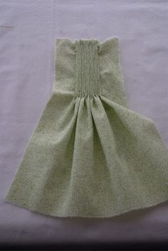 great detailed hand smocking tutorial