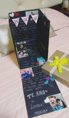 19 ideas birthday ideas for boyfriend diy presents for 2019 Surprise Boyfriend Gifts, Bf Gifts, Boyfriend Anniversary Gifts, Boyfriend Birthday, Cute Gifts, Valentines Ideas For Boyfriend, Boyfriend Ideas, Bff Birthday, Friend Birthday Gifts