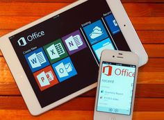 Latest Microsoft Office #Apps on #iPhone and #iPad