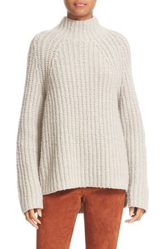 Theory Rifonia Wool Blend Sweater available at #Nordstrom