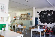 Blender is a combined cafe and kids concept store that offers the perfect respite for when you're out and about with young ones in tow. The cafe is large and spacious with ample seating and most importantly, there are plenty of toys and entertainment for the little ones. In one corner of the cafe there is a …
