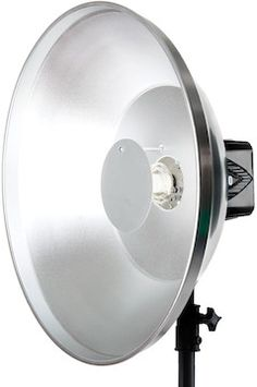 """PCB 22"""" High Output Silver Beauty Dish"""
