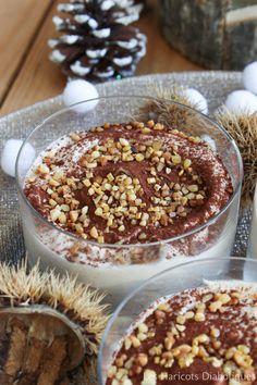 Mousses à la crème de marrons (3)