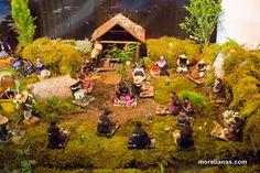 Nacimiento tradicional en el Museo del Estado