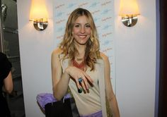 Sylvie's #bluetopaz + #blackdiamond #cocktailring at Greenwich Jewelers' Fashion's Night Out