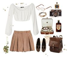 """""""Dreams"""" by mint-hime ❤ liked on Polyvore featuring Rabens Saloner, For Love & Lemons, Mulberry, ASOS, AmeriLeather and Yves Saint Laurent"""