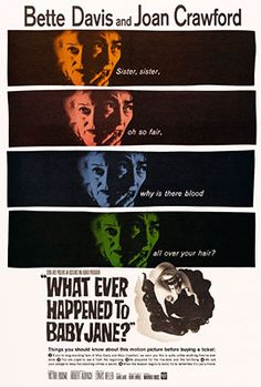 #MovieOfTheDay I loved Bette's character Jane in this movie. Love how she completely lost it and went totally insane and started laughing about the rat on the dinner tray. Lol #movies #drama #cinema #moviesthis #film #moviefacts #movienight #watchingmovies #horror