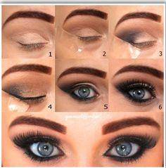 Dramatic Eyes Makeup Tutorial