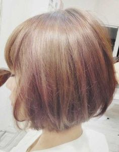 nice 20 Chic Bob hairstyles with bangs // #bangs #Chic #Hairstyles