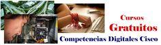 Cursos gratuitos de Competencias Digitales de Cisco