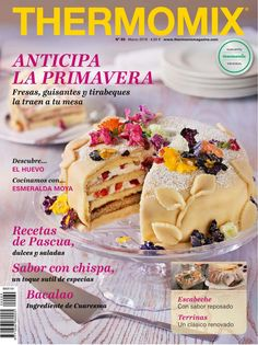 Thermomix magazine nº 95 [septiembre Magazine Thermomix, Spanish Food, Barbacoa, Learn To Cook, Make It Simple, Bon Appetit, Food And Drink, Dishes, Cooking