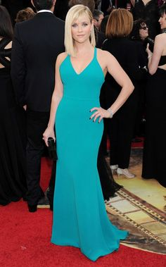 Reese Witherspoon: Golden Globe 2014 Awards -05