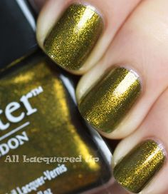 Butter London - Wallis  If I ever stop doing shellac manicures and actually paint my nails again.  :)