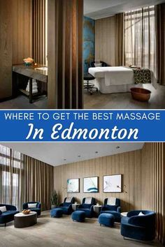 Whether you're travelling or live in Edmonton, you'll want to know the top places for a little pampering. #Edmonton #EdmontonAlberta #massage #massagetherapy #canadawellnessretreats #wellnessretreatscanada #wellnesstips #CanadaTravel #Alberta #AlbertaCanada Prenatal Massage, Thai Massage, Good Massage, Mobile Massage, Massage Table, Getting A Massage, Road Trip With Kids, Alternative Therapies, Massage Therapy