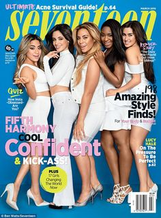 Fifth Harmony open up about love, heartbreak and rumours