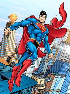 Superman by Jose Luis Garcia-Lopez *