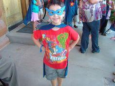 My little Piece of Heaven: My little Super Hero is 5!!