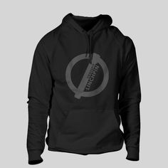 """CrossFit Linchpin - """"Recipe #2"""" - Unisex Pullover Hoodie (Murdered Out)"""