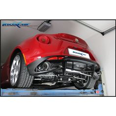Alfa Romeo 4C 1750 TBI (241cv) Coupè - #Inoxcar #Racing #Tuning #Cars #Alfaromeo