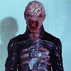 Chatterer from Hellraiser Sci Fi Horror Movies, Scary Movies, Horror Art, Ghost Movies, Horror Posters, Horror Icons, Scary Documentaries, Horror Photos, Dark Artwork