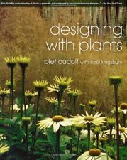 DESIGNING WITH PLANTS By Piet Oudolf *Excellent Condition* Garden Landscape Design, Landscape Architecture, Garden Landscaping, Time Design, Book Design, Shade Garden, Garden Plants, Dutch Gardens, Gardening Books