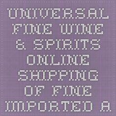 Universal Fine Wine & Spirits - Online shipping of Fine Imported and Domestic Wines.Selbach-Oster Bernkasteler Badstube '09 60 14 Peter Murphy, Napa Valley '06 67  Spätlese, Mosel-Saar-Ruwer