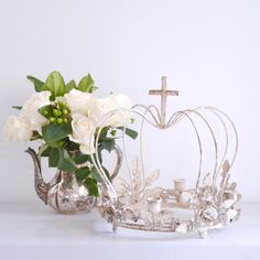 Candle Holder Crown $68.00