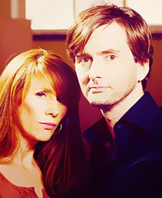 """Doctor/Donna - frankly, Donna was my favorite companion for Ten.  Why? Because just as she said, """"Sometimes you need someone.  You need someone to tell you 'NO.' """"  As we found out with """"The Time Lord Victorious,"""" she was absolutely correct."""