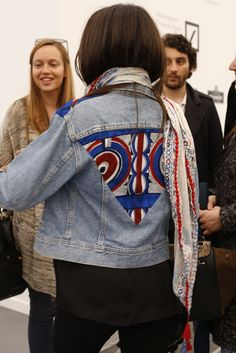 They Are Wearing: Frieze New York - Slideshow - WWD.com
