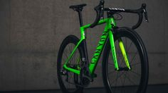 Canyon's Aeroad CF SLX will feature in road and triathlon races