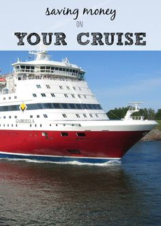 Saving Money On Your Cruise  A cruise is the ultimate dream vacation for many people, and saving money on your cruise is the best way to get the most out of your trip. People who have never traveled on a cruise ship before are often surprised at the hidden costs they run into on …