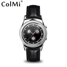 67.22$  Watch here - http://alijxn.worldwells.pw/go.php?t=32724102893 - ColMi Bluetooth Smartwatch VS15 Push APP Heart Rate Tracker Connect Apple Phone For IOS Android MTK2502c Multi Dial Smartwatch
