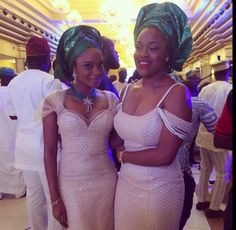 You Need To Have A Look At Our Modish, Swanky & Dashing Aso-Ebi Styles | Wedding Digest Naija