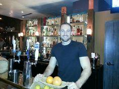Best bartender in Atlanta is at F&B! Near Lenox mall!