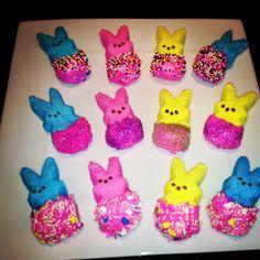 Easter peeps #peeps