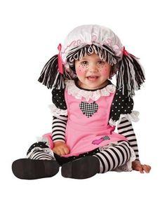Disfraces de Halloween para bebés: fotos de los disfraces - Disfraz muñeca