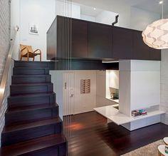 New York Micro Condo by Specht Harpman Architects