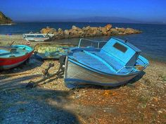 Daskalopetra Chios Greece, Greek Sea, Greek Islands, Outdoor Furniture, Outdoor Decor, Sun Lounger, Boat, In This Moment, Travel