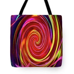 Grass Abstract Tote Bag by Tom Janca.  The tote bag is machine washable, available in three different sizes, and includes a black strap for easy carrying on your shoulder.  All totes are available for worldwide shipping and include a money-back guarantee.