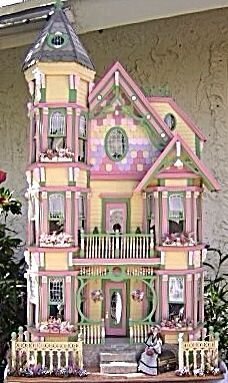 doll house victorian - Google Search