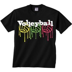 Volleyball T-Shirt: Volleyball Drip-Adult Small by Image Sport. $18.99. Print is on the front of shirt. Made of 100% preshrunk cotton. We have provided high quality sports themed apparel since 1998!