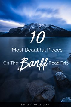 Planning a road trip to Banff? Check out this post for the best things to do in Banff in fall and the best places to photograph in the Canadian Rockies. Europe Destinations, Alberta Canada, Site Instagram, Ottawa, Quebec, Wild Campen, Columbia, Parc National, Banff National Parks