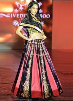 Multi Silk Georgette Embroidery Designer Lehenga Choli #Designer #Saree  #anarkali #SalwarSuits #Kurtis #Gown #LehengaCholi #jewellery   #UttamVastra  #EthnicWear #price #onlineshopping #indianwear #buyonline #instagram #fashionjewellery #trendydress #Silk #Embroidery