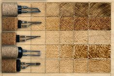 Pyrography / Wood burning pen tip types & what they do. Another useful piece of information ;)just bought wood burner Wood Burning Tips, Wood Burning Techniques, Wood Burning Crafts, Wood Burning Patterns, Wood Crafts, Wood Burning Projects, Diy Crafts, Wood Projects, Woodworking Projects