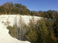 White cliffs....so peaceful