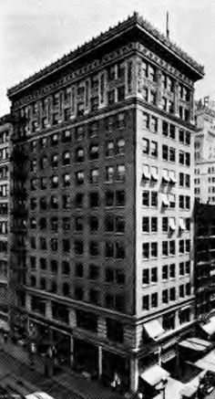 Wilcox Building Portland Oregon 1920