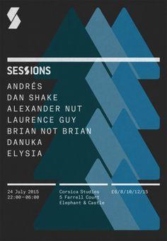 Sessions with Andrés, Dan Shake, Alexander Nut & More at Corsica Studios