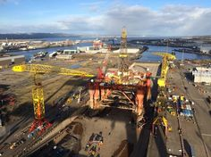 Harland and Wolff completes 'Byford Dolphin' CRS