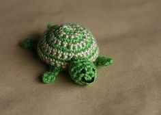 Crochet turtle !pattern!